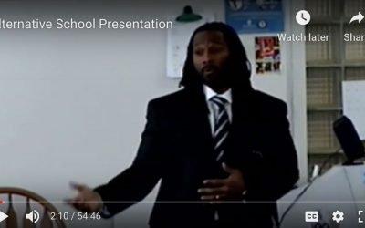 Alternative School Presentation