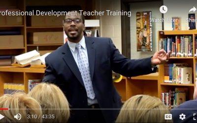 Professional Development Teacher Training